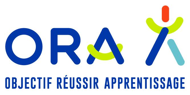 ORA, association ora, objectif réussir son apprentissage, logo ORA